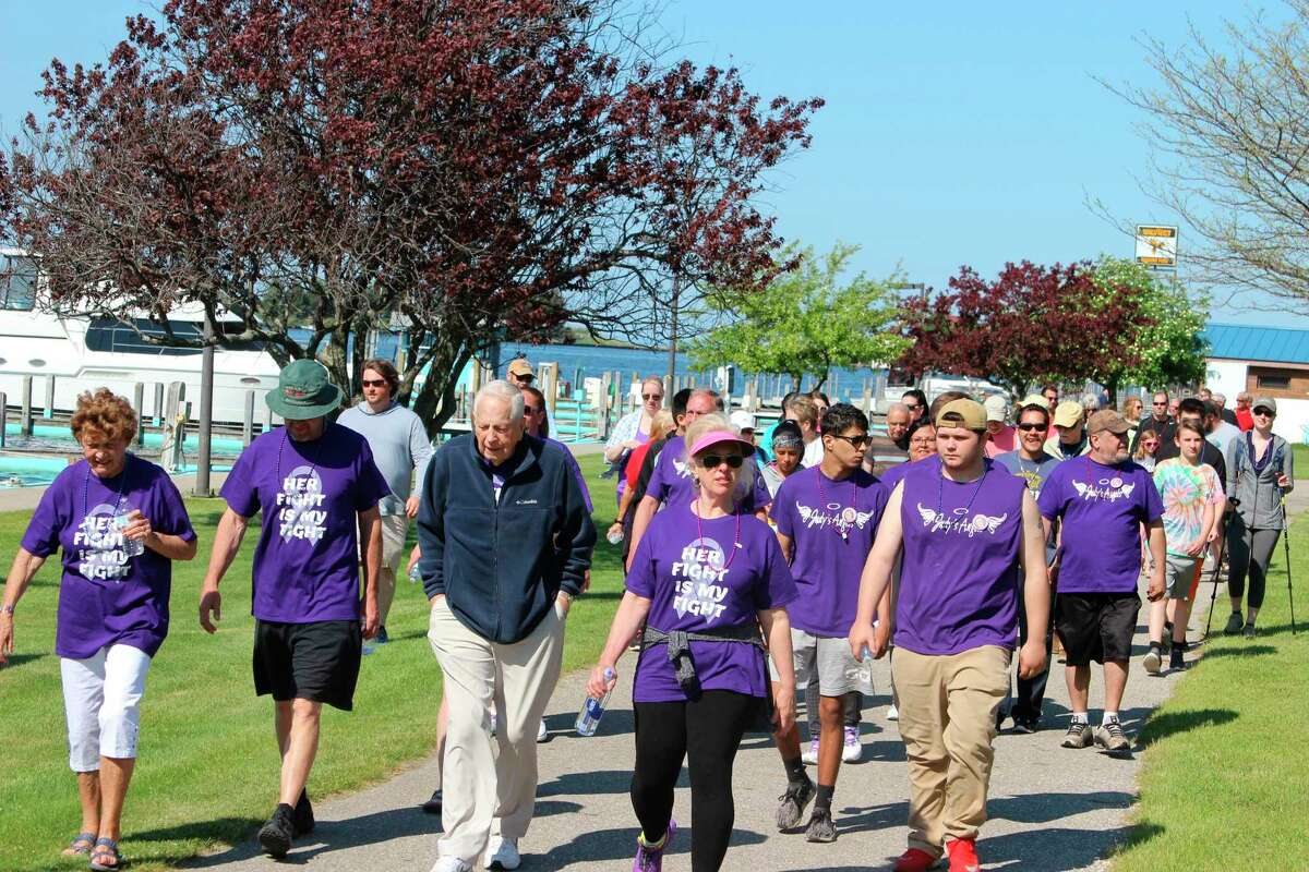 TheFrankfort Lupus Walk in Memory of Josephine VanHam in Mineral Springs Park will again be held in 2021 on Aug. 14. (File Photo)