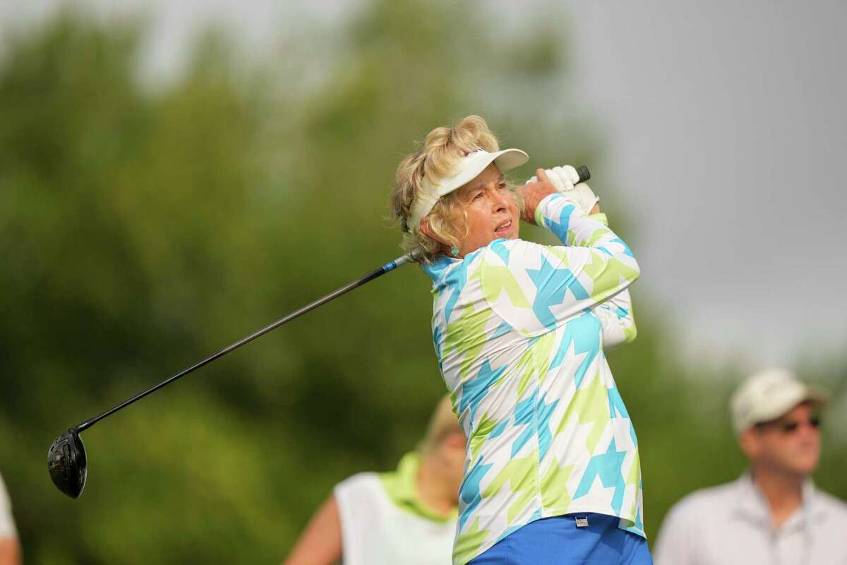 Hollis Stacy was back at Brooklawn CC this week for the third U.S. Senior Women's Open. She finished in 41st place at 14-over-par 302.