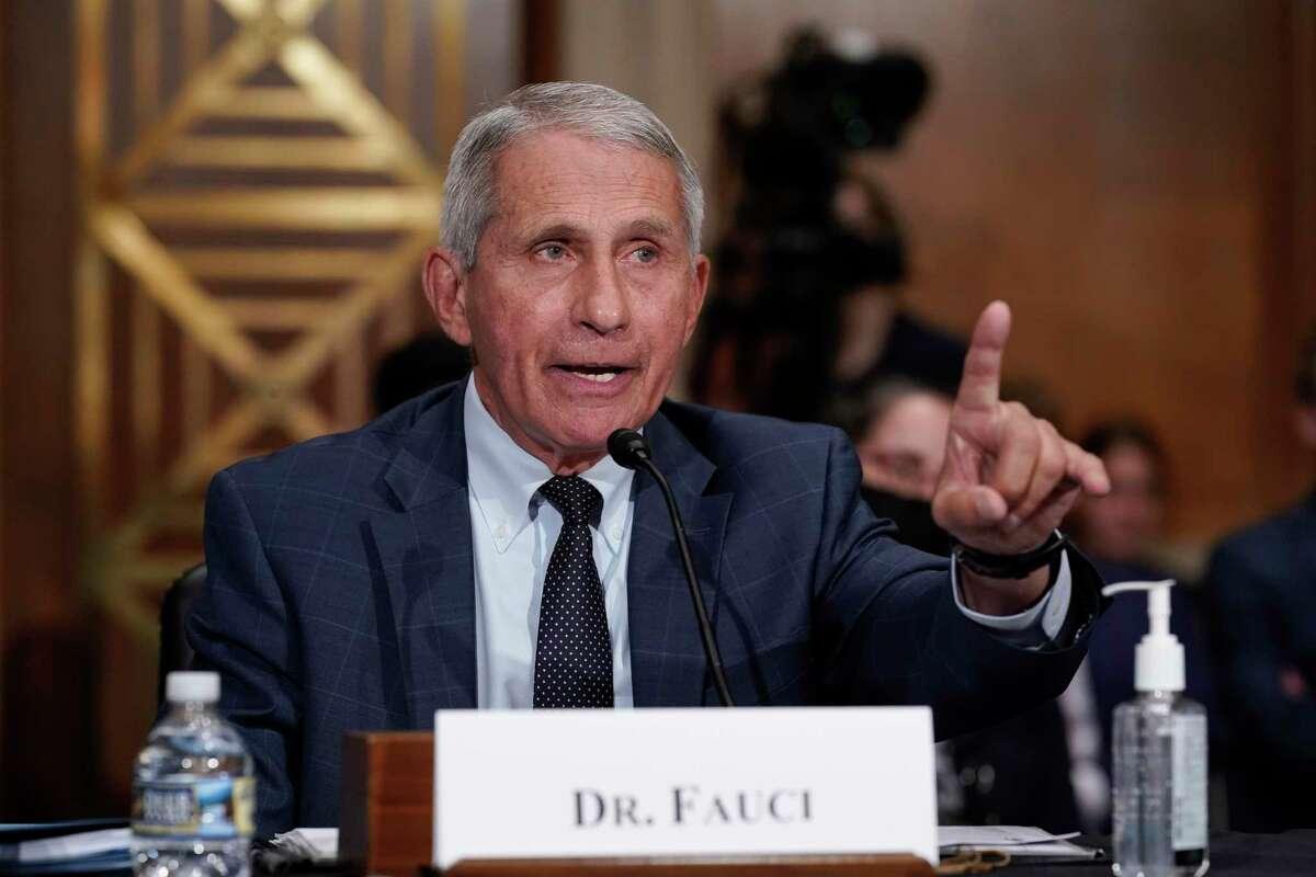El doctor Anthony Fauci, el principal experto en enfermedades infecciosas de Estados Unidos, habla durante una audiencia el martes 20 de julio de 2021 en el Capitolio, en Washington.