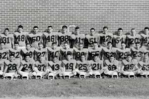 The Golden Falcons, also known as the Mighty Falcons and the Fightin' Falcons, went undefeated in their 1959 and 1960 seasons — thundering to a 45-0 victory in 1960 under the lights at Beaumont High School's Royal Purple Stadium over the Bowie Junior High School team.