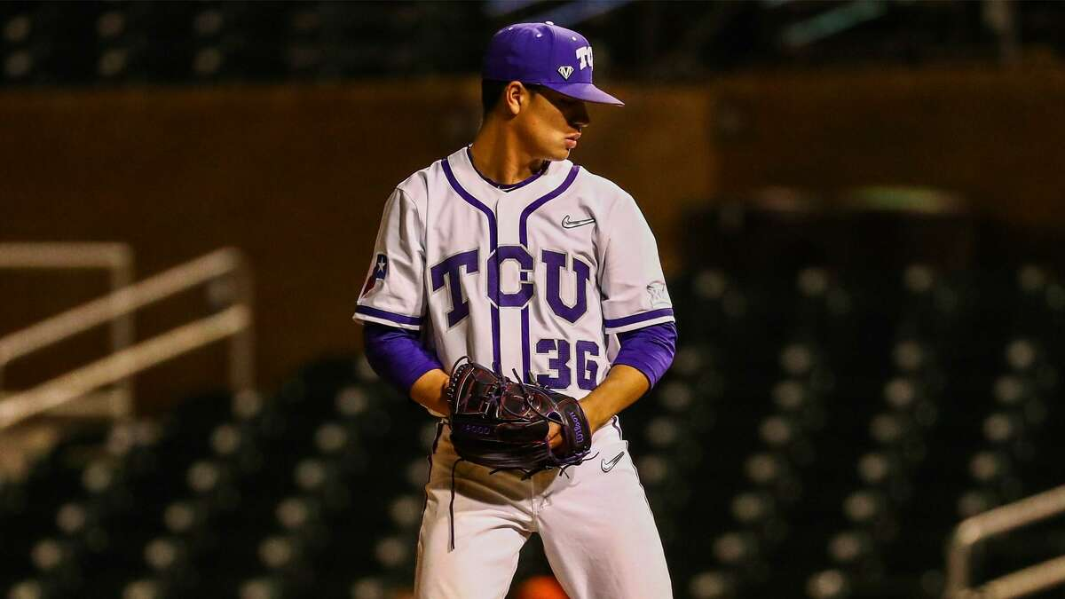 Laredoan Marcelo was drafted in the 20th round by the Los Angeles Angels in this year's MLB Draft.