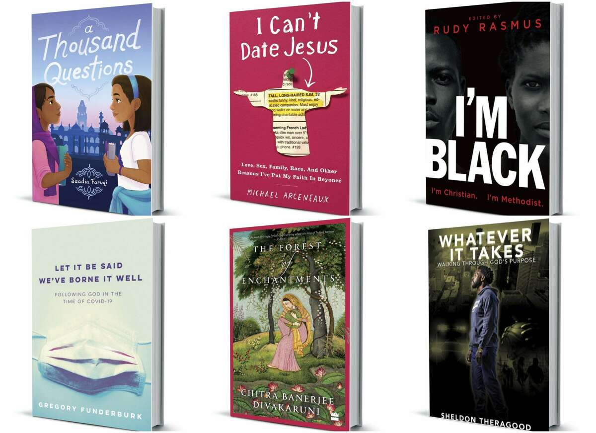Houston authors and religious communities shine in this roundup for your nightstand reading stack.