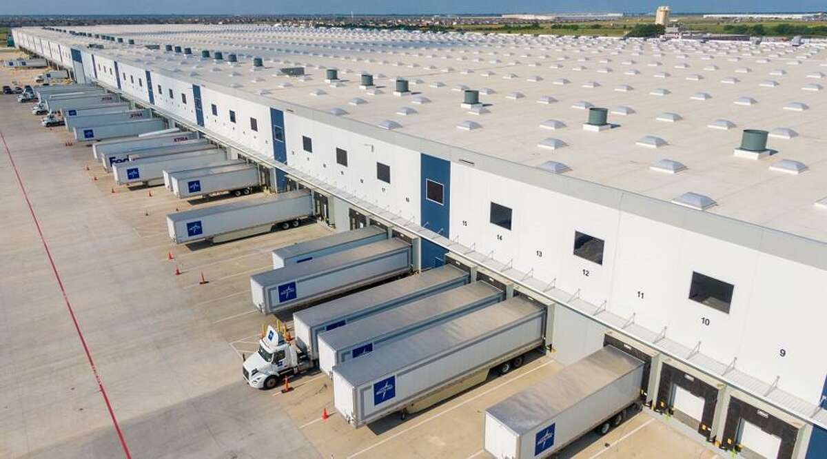 Medline Industries, Inc. has opened a new 1.3 million square foot facility in Katy on July 29, 2021.