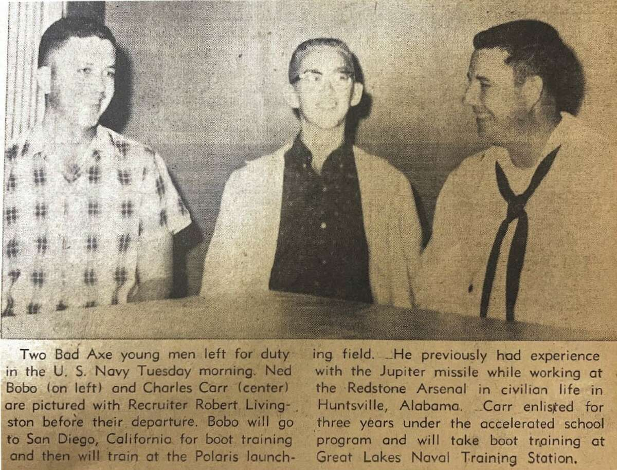 For this week's Tribune Throwback we take a look in the archives from the month of August 1960.