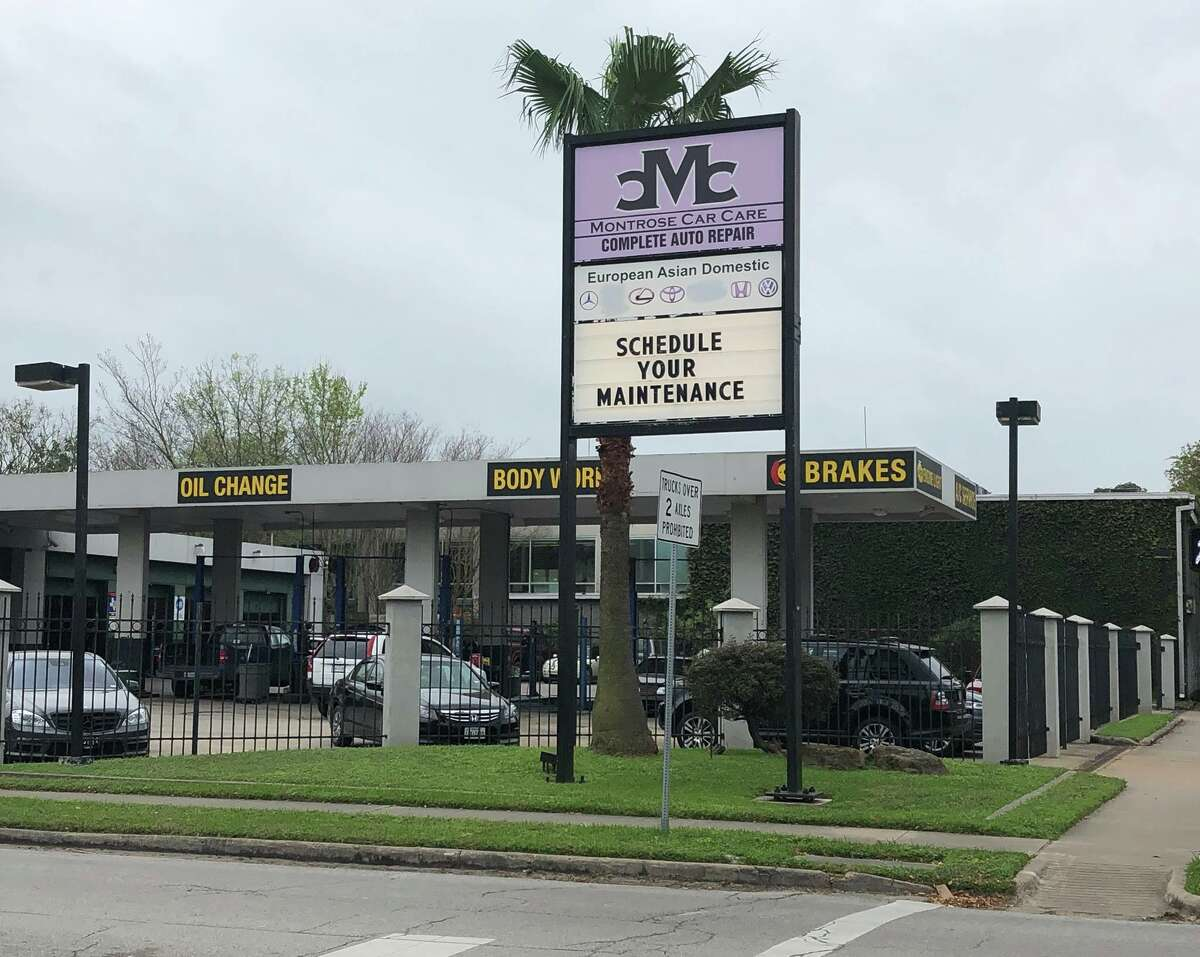 Longtime Montrose Car Care has recently closed after the landlord decided not to renew the lease. The business will temporarily partner with Montrose Automotive until they find a new property.