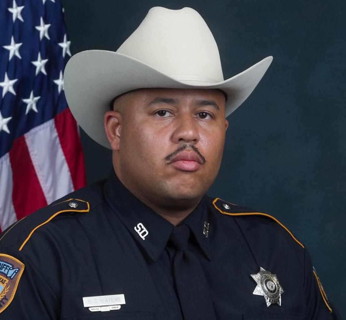 Harris County Sheriff's Office Deputy Shaun Waters
