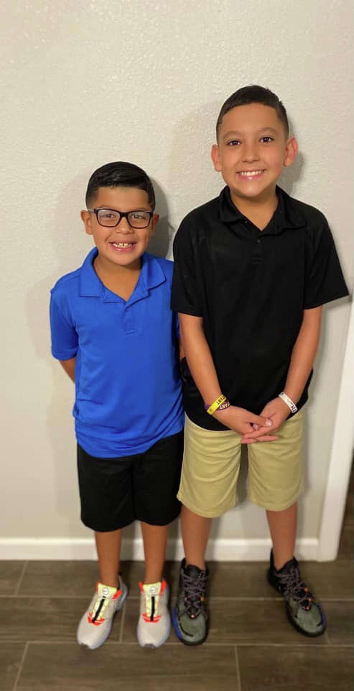 First day of school of the 2021-22 school year.