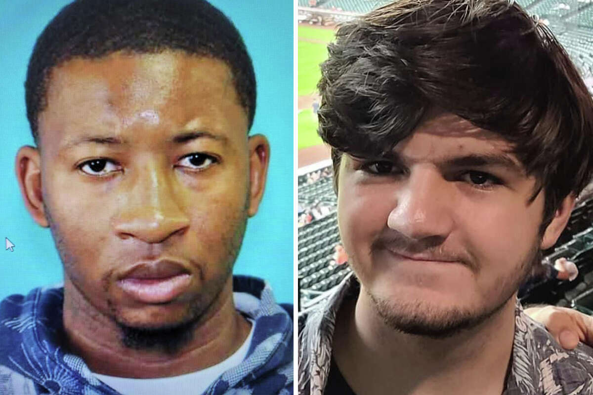Gerald Williams, 34, (left) was charged in the death of 17-year-old David Castro (right).