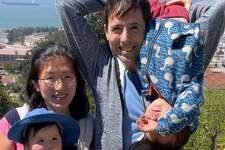 Philip Kreycik and family.