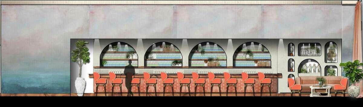 Η απόδοση του μπαρ και του lounge στο Estitorio Arnos είναι η επόμενη εξέλιξη του σεφ Michael Mina εστιατορίου στο 252 California St., San Francisco.