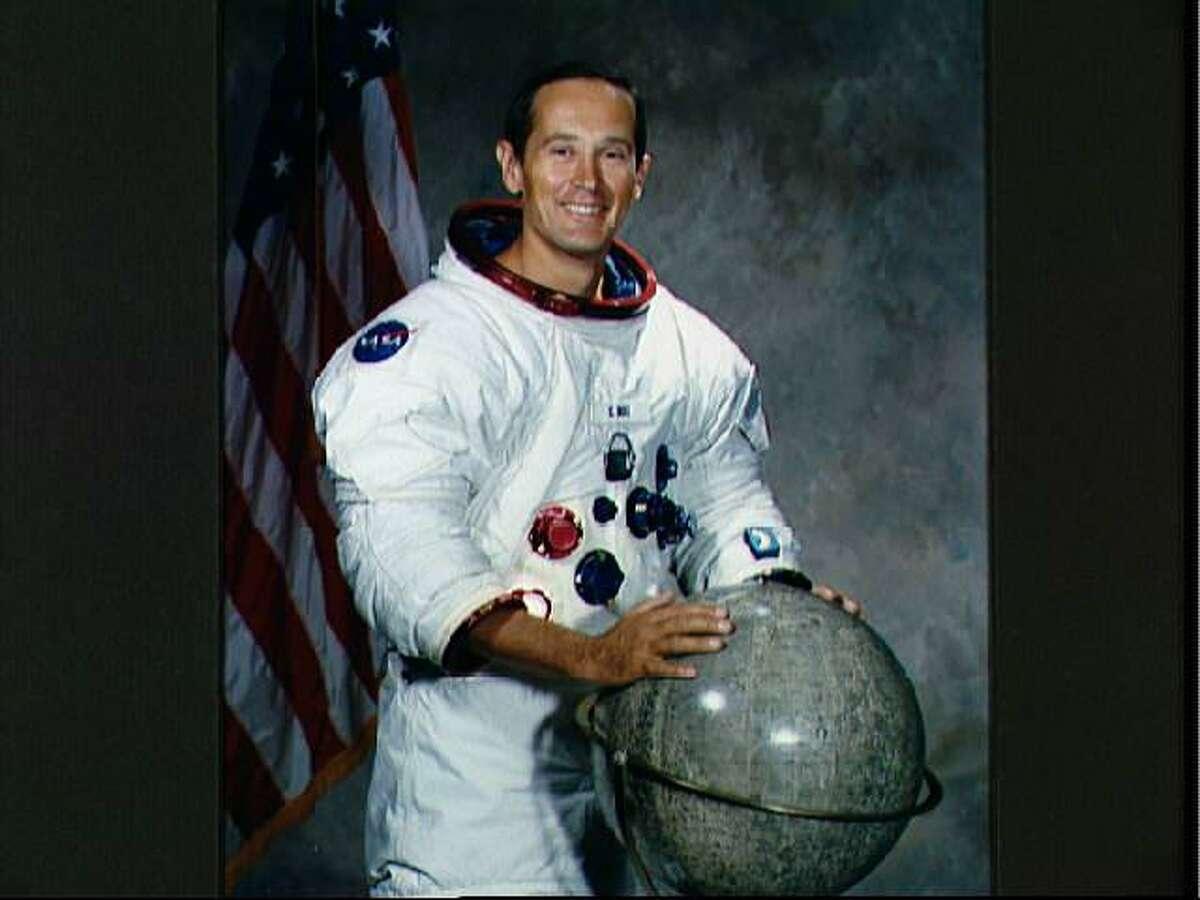 Astronaut Charles M. Duke Jr.