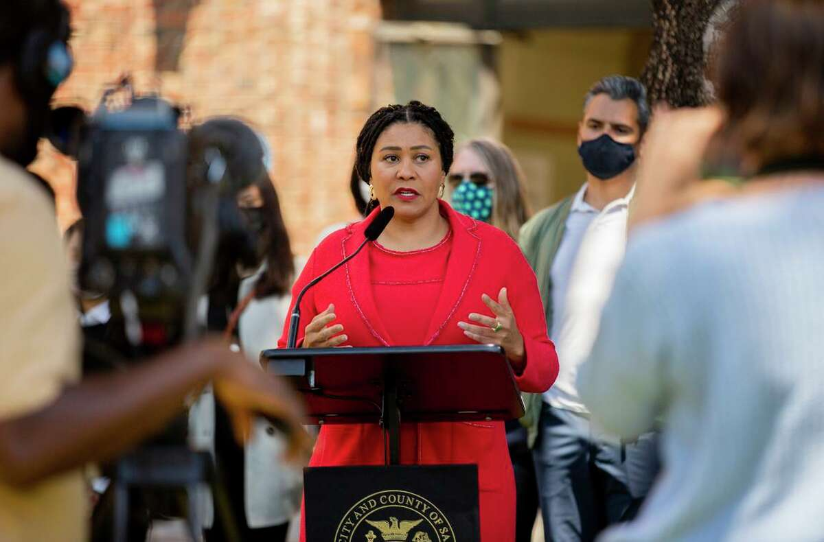 The San Francisco Ethics Commission's proposedagreement said London Breed's violations involve the misuse of her title as mayor for personal gain.