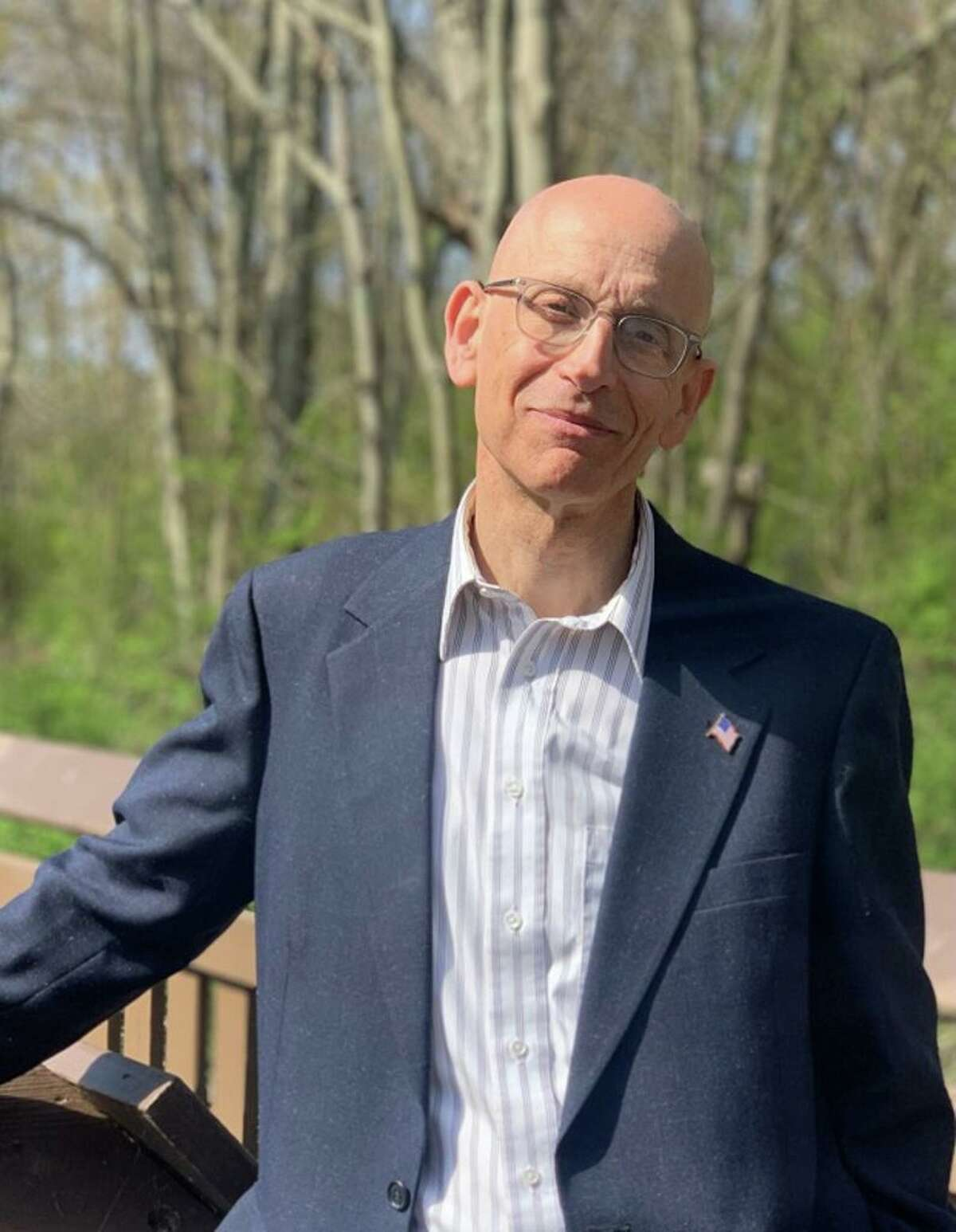 West Haven Republican mayoral candidate Barry Lee Cohen