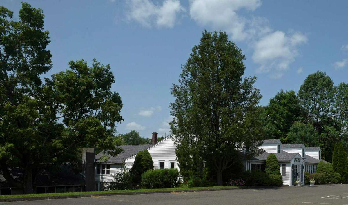 The Vail Road property in Bethel, Conn., where Our Lady of Aparecida is looking to open a church.
