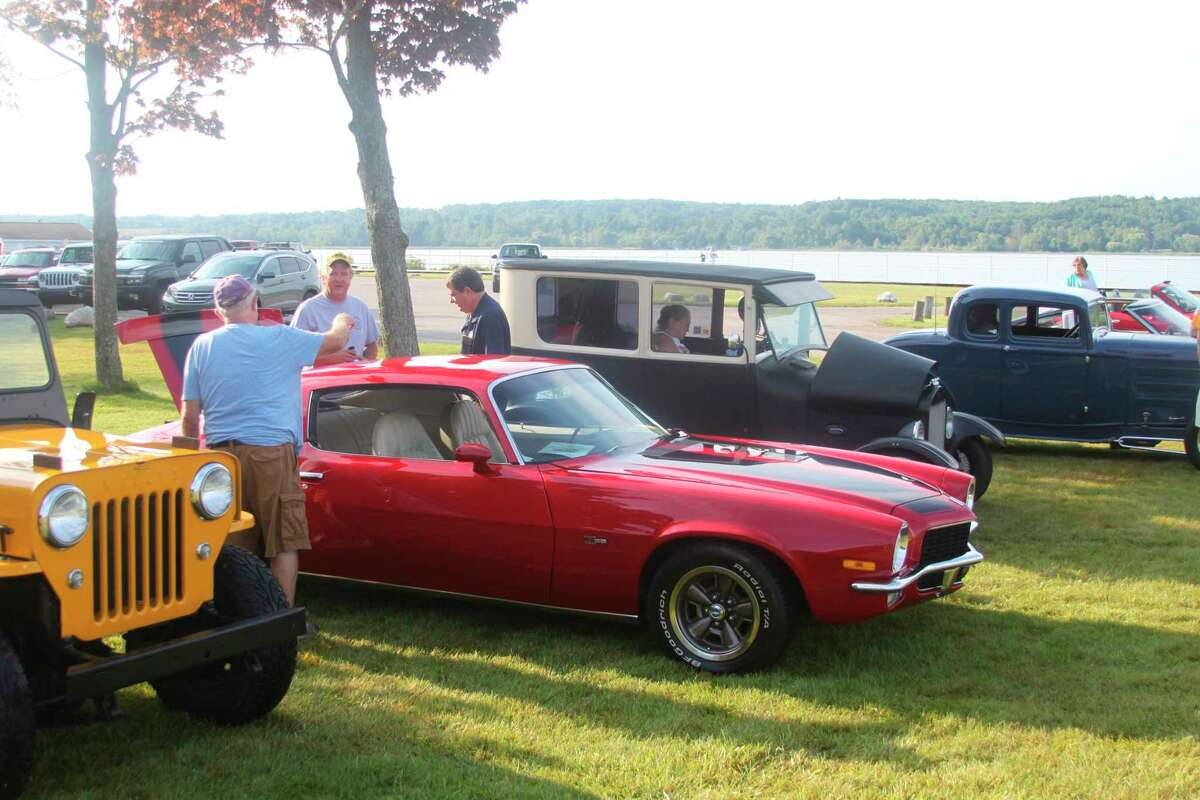 File - Onekama Daysactivities planned for Aug. 6-9 include a car show, live music, a scavenger hunt, demolition derby and more.