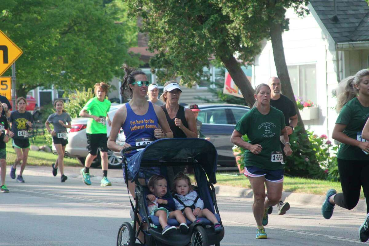 File - The annual 5K run returns to this year's Onekama Days.