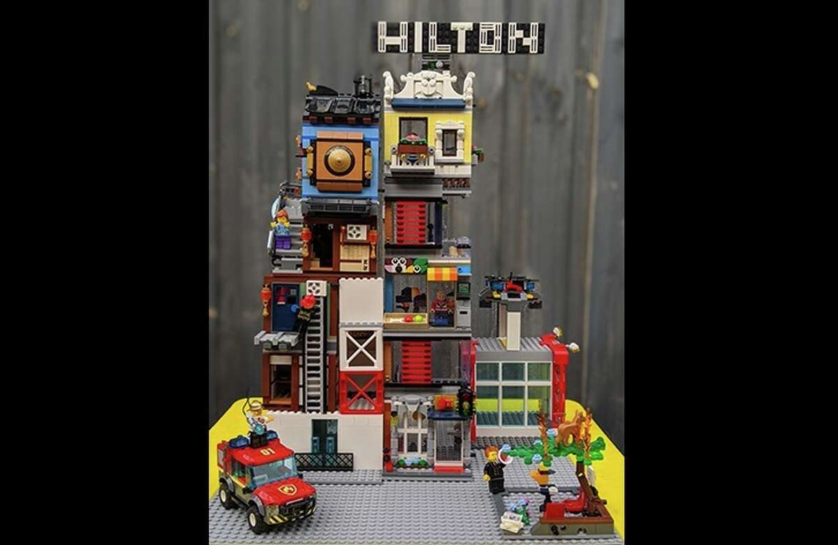 This year's competition has begun with calls for new home designs built with LEGOs that are limited only by the builder's imagination.
