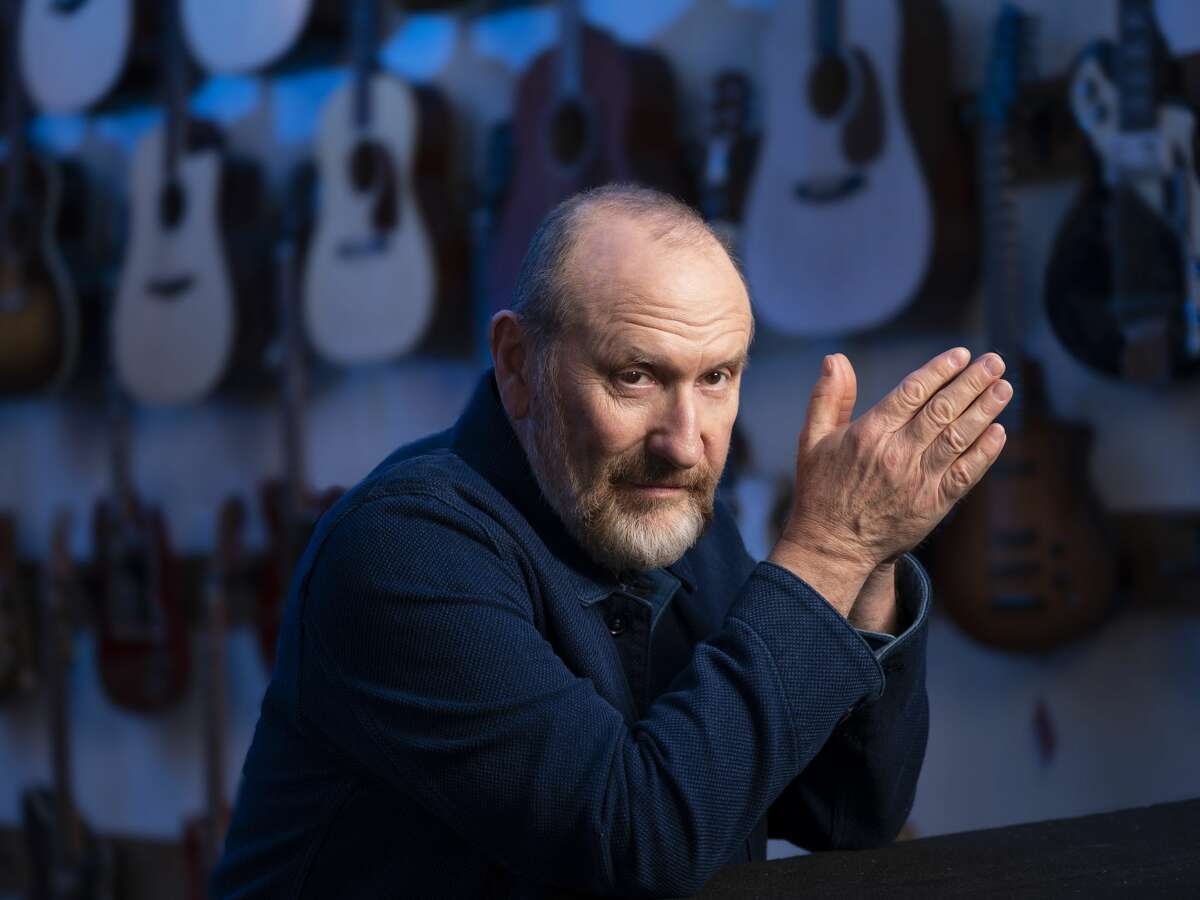"""Colin Hay's newest album, """"I Just Don't Know What To Do With Myself,"""" releases on Aug. 6."""