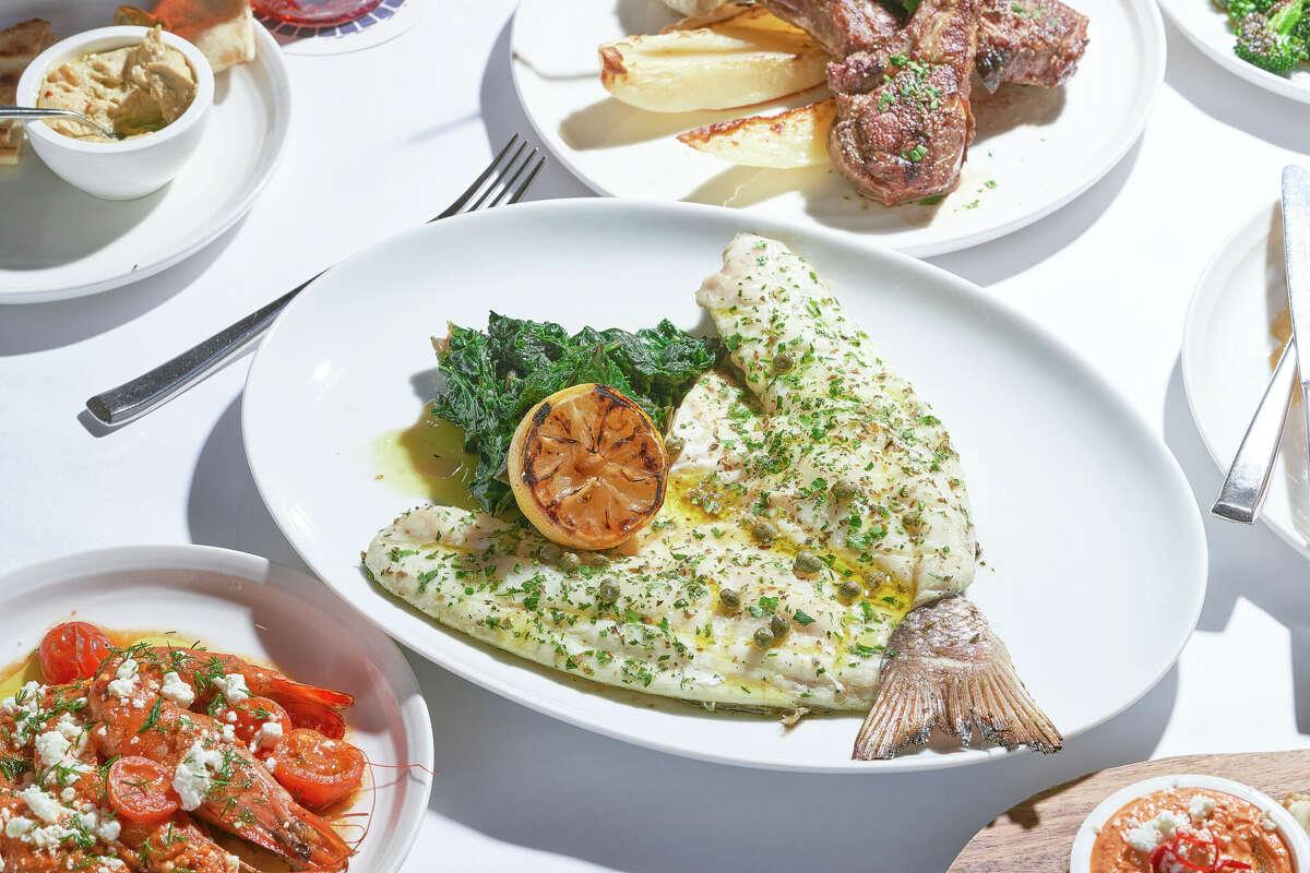 Restaurateur Michael Mina has closed his namesake restaurant at 252 California St. to debut his forthcoming restaurant, Estiatorio Ornos.
