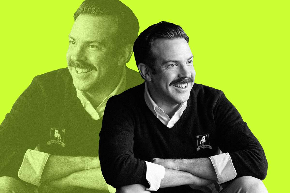 """Apple TV Plus' """"Ted Lasso"""" debuted in 2020, but the first kernel for the show dates back to 2001."""