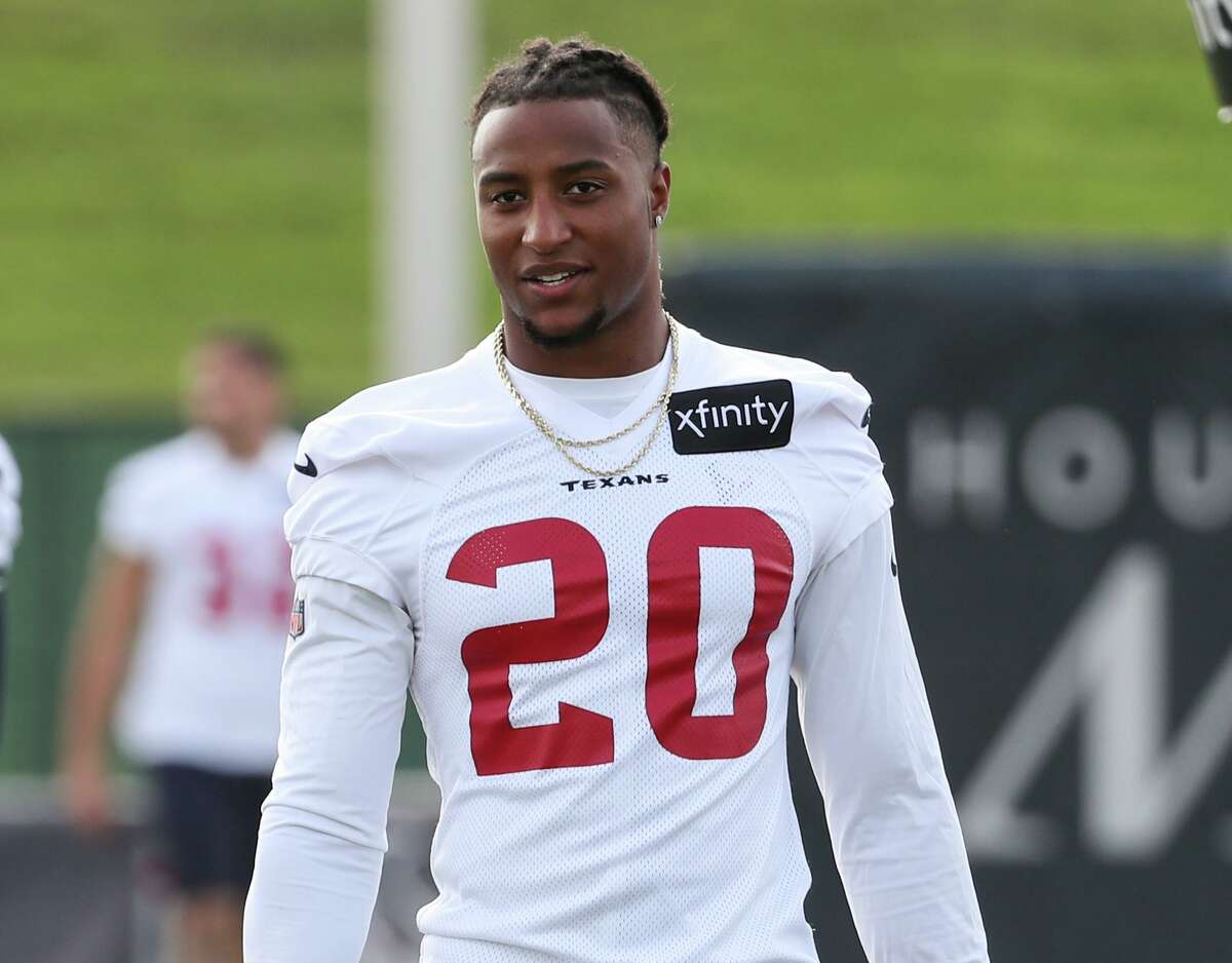 Strong safety Justin Reid was part of a Texans secondary that totaled a mere two interceptions in 2020.