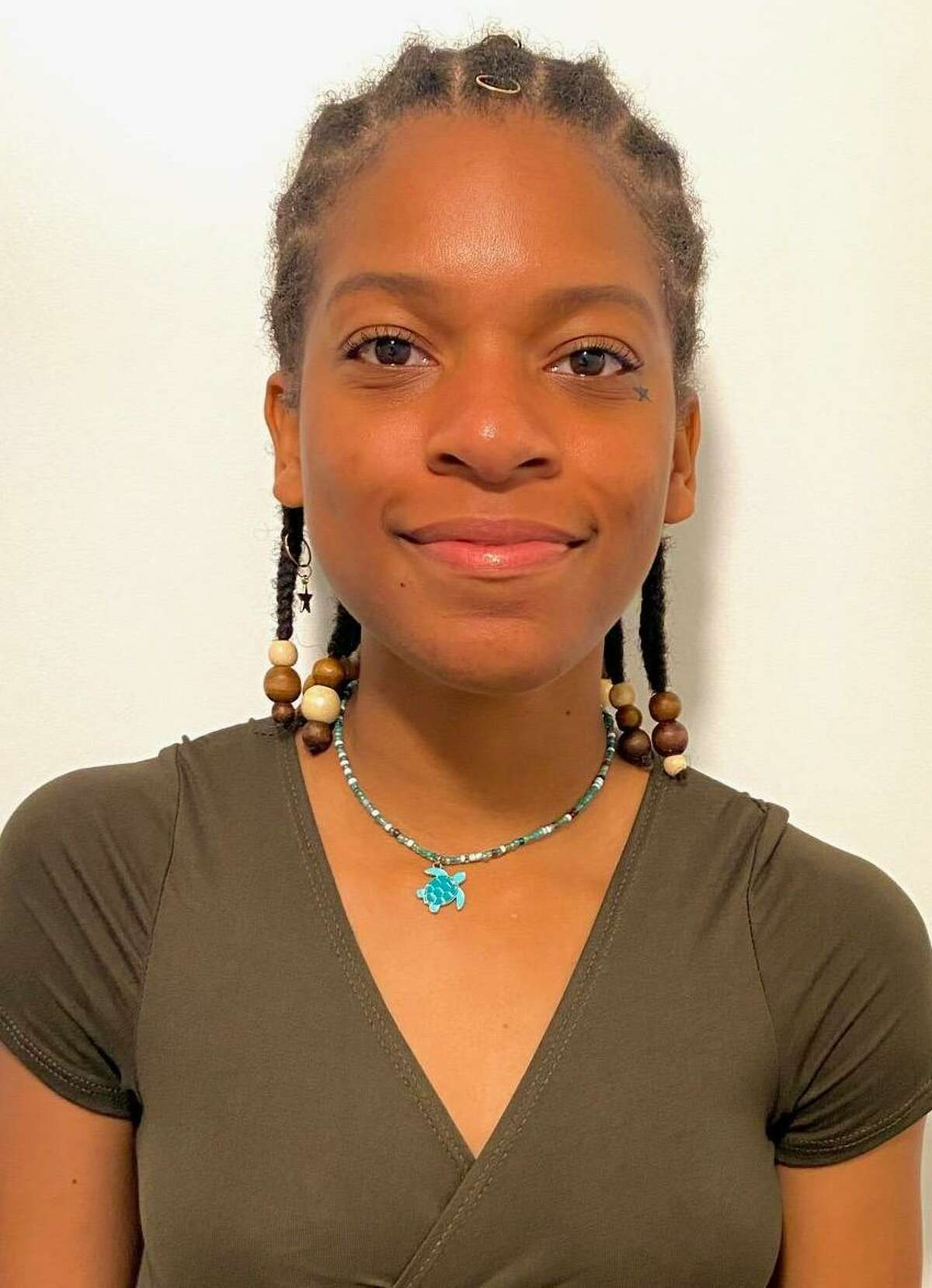 Norwalk High graduate Christline Edward is the recipient of the 2021 Chelsea Cohen Scholarship.