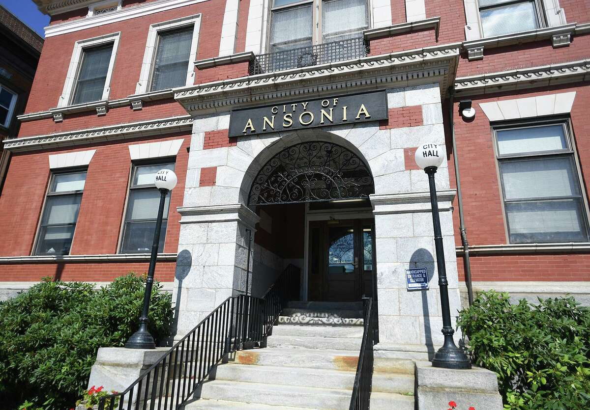 Ansonia City Hall reopened to the public in Ansonia, Conn. on Monday, August 2, 2021.