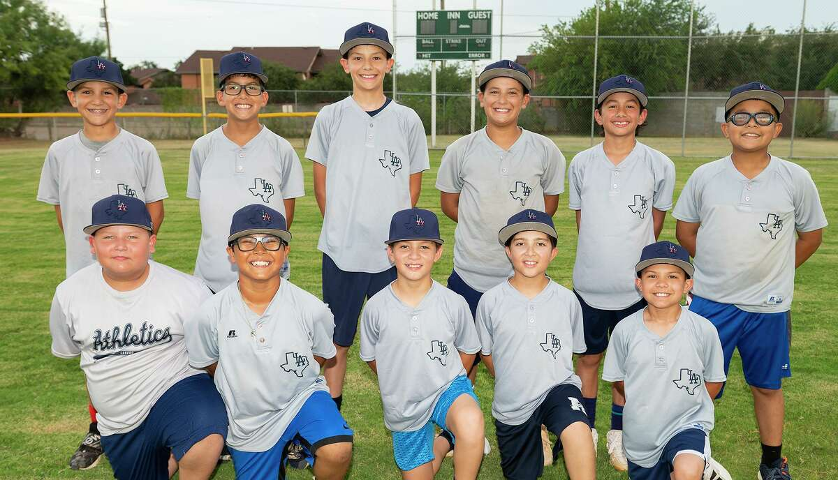 The PONY 10U team is pictured on Wednesday, July 29, 2021 at Community Fields.