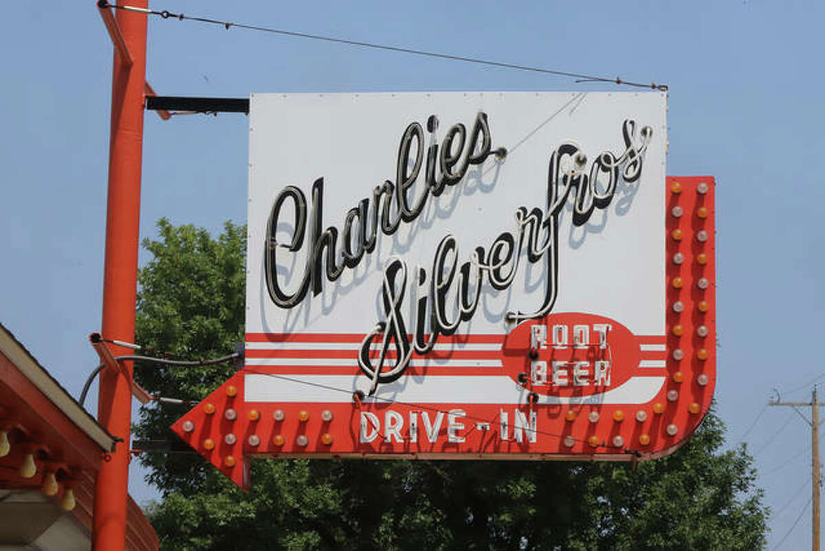 Additional photos from Charlie's Drive-In on Monday.