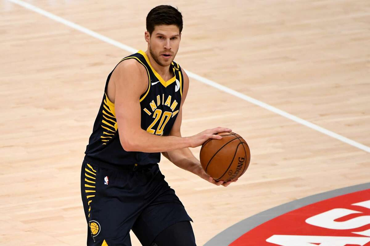"""Doug """"McBuckets""""McDermott has arrived in San Antonio after last week's free agency flurry and he can't wait to get started."""