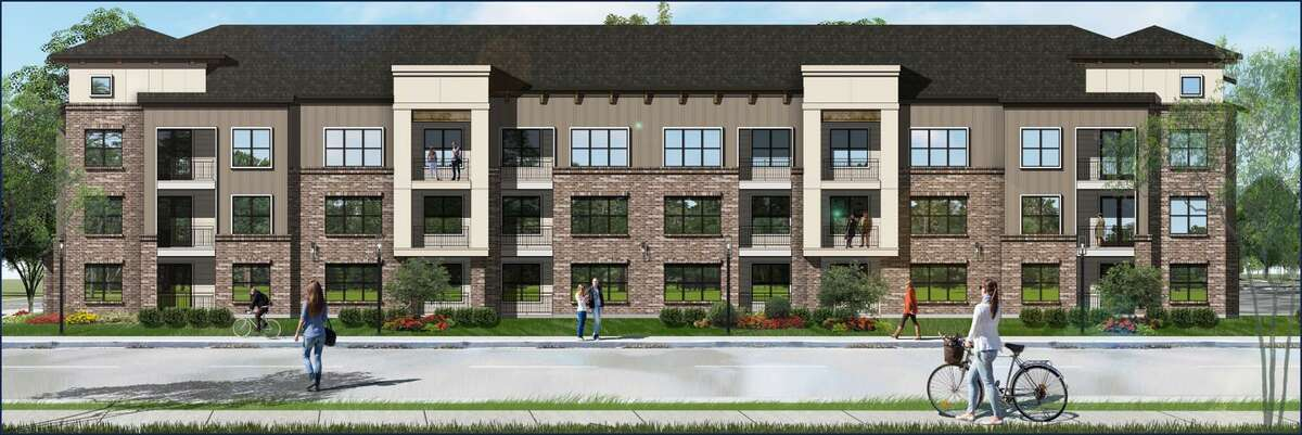 Venterra Realty plans to develop a 336-unit apartment community on a 12.8-acre site on Tuckerton Road, east of Fry Road, in Cypress.