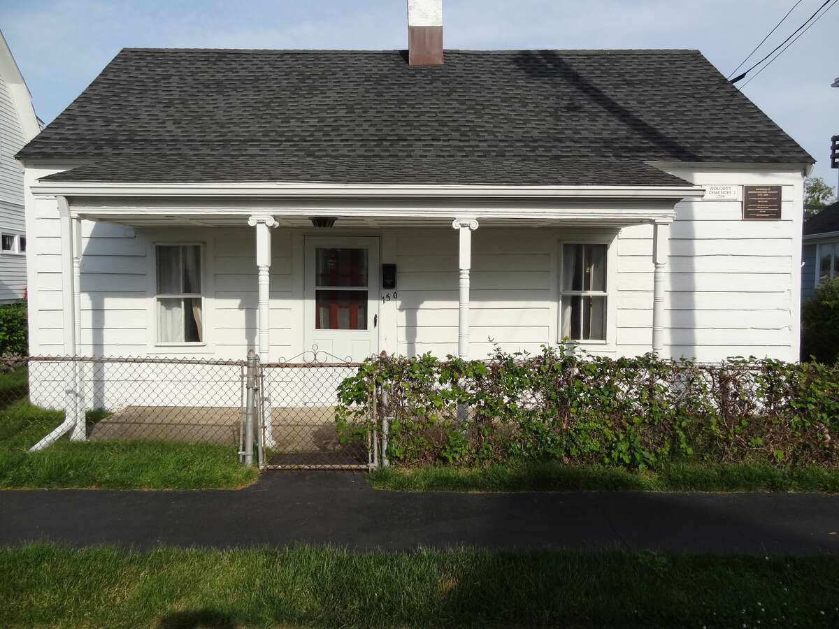 The historic house at 150 Seabright Ave. in Bridgeport is on the market for $559,000.