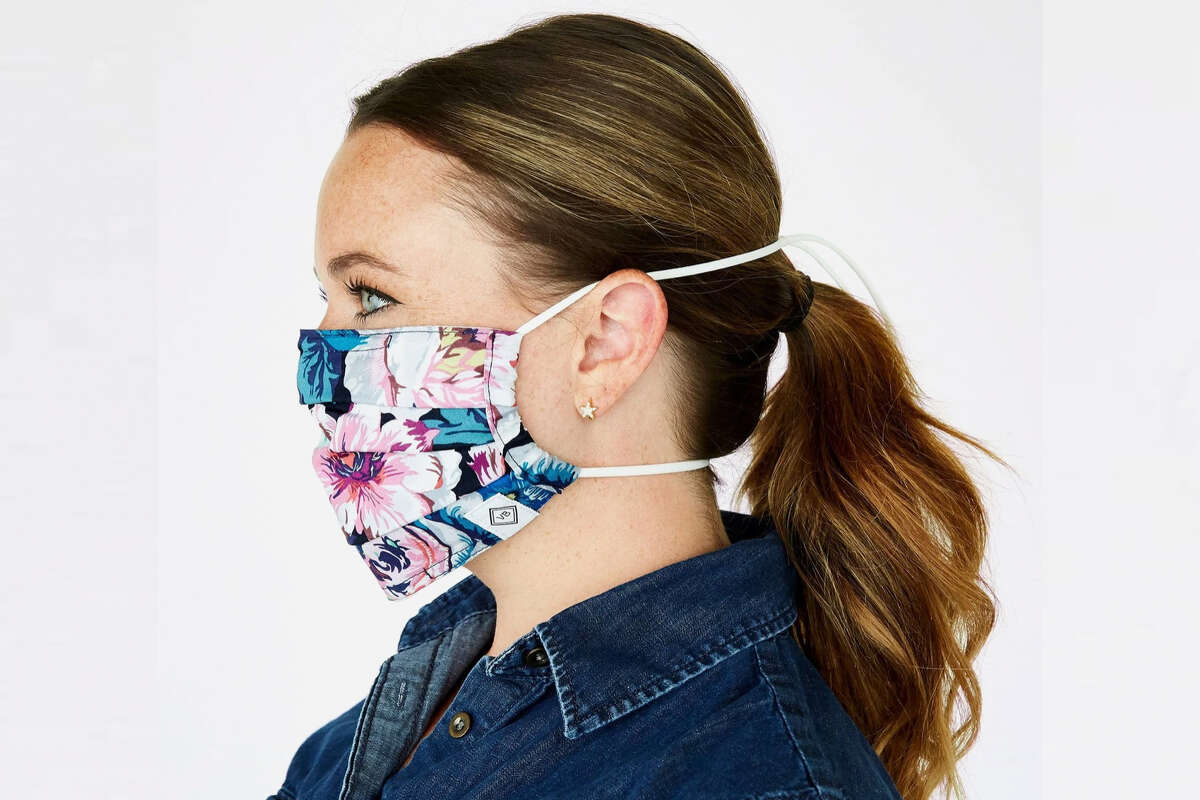 Pleated Mask - 2 Pack, $2 at Vera Bradley