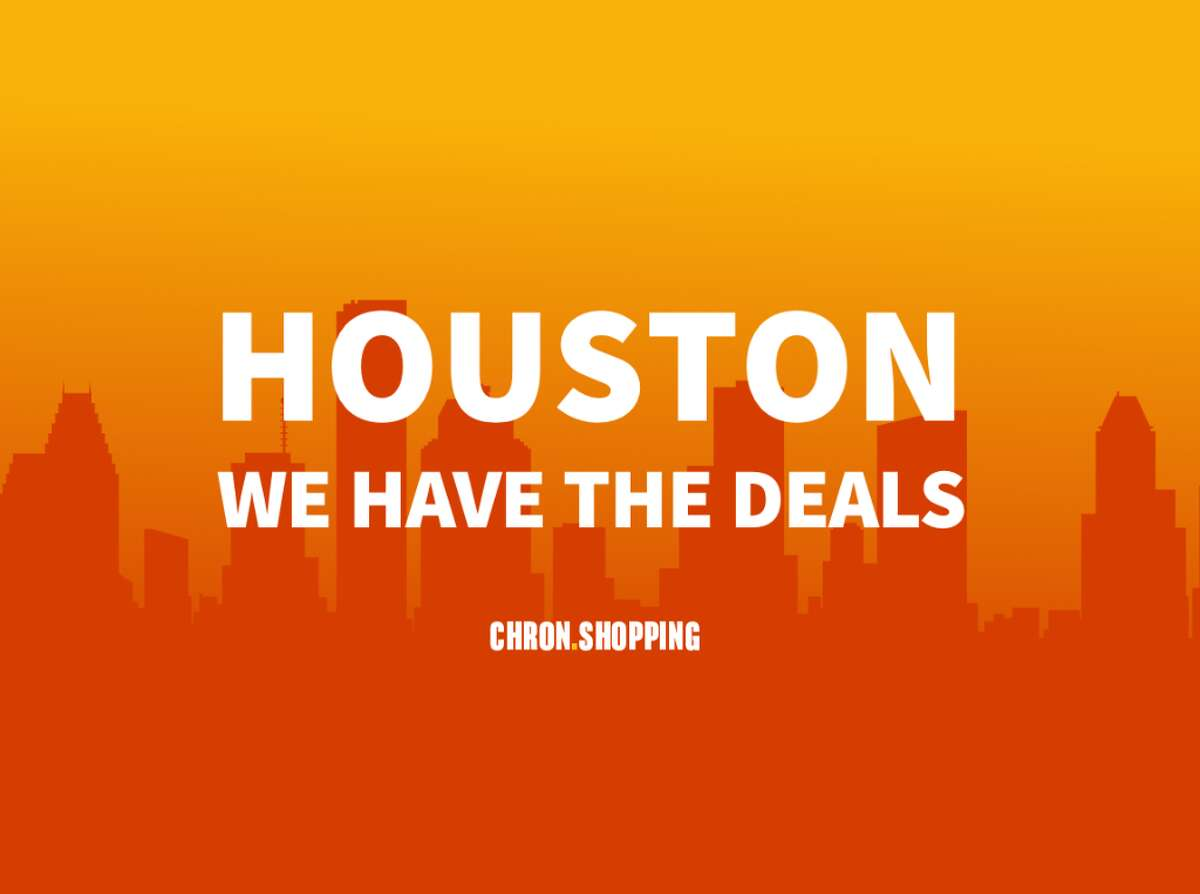 Join our new Facebook Group: Houston, We Have The Deals by Chron Shopping.