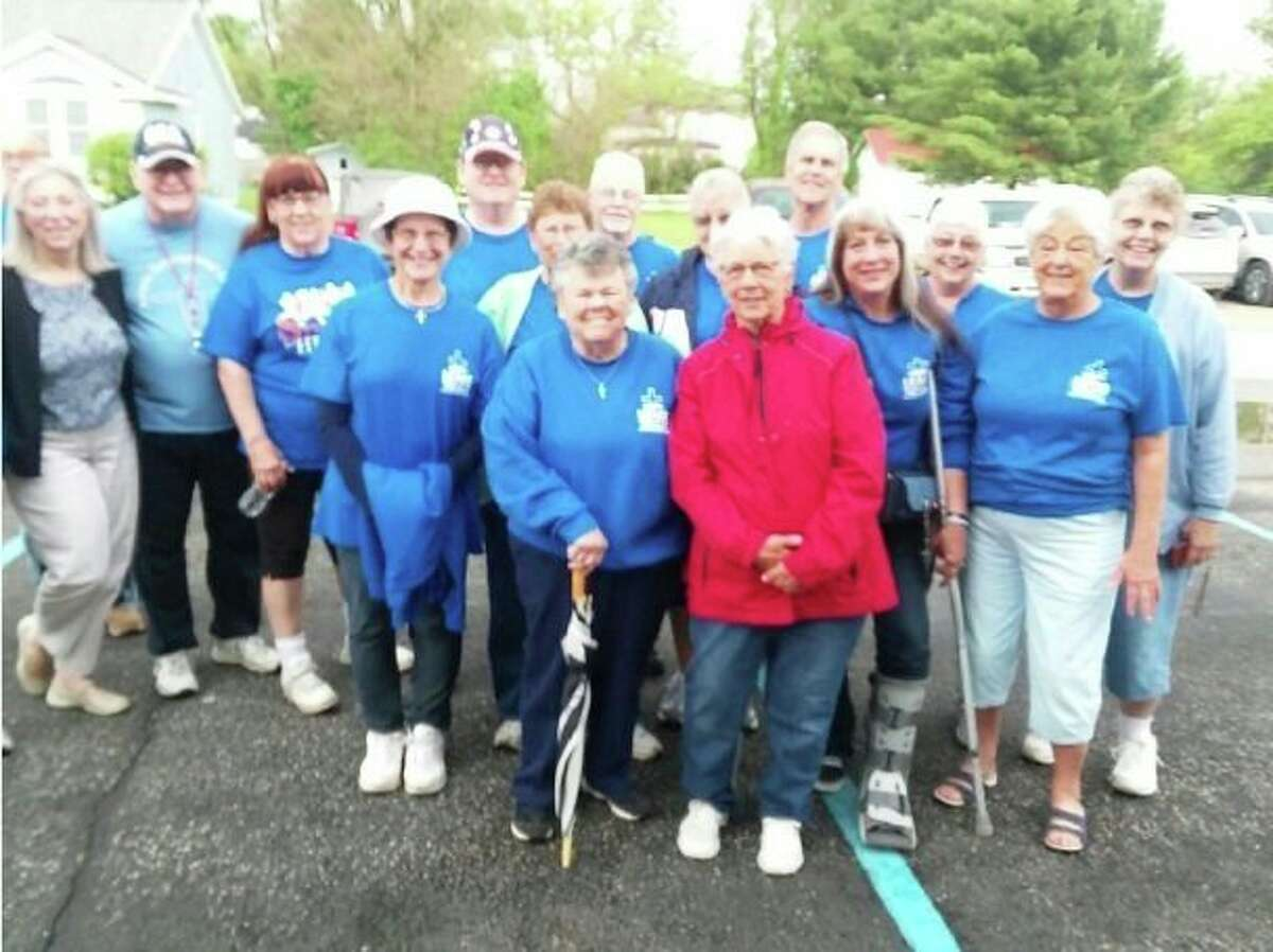 Each year, community members gather together to rally against hunger. (Courtesy photo)