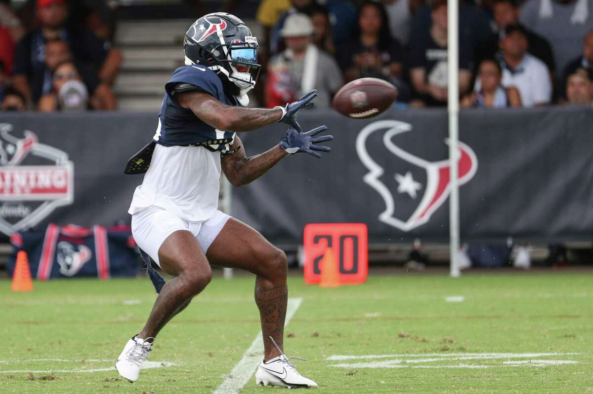 As he enters the final season of his contract, receiver Keke Coutee looks for consistency after an up-and-down first three seasons with the Texans.