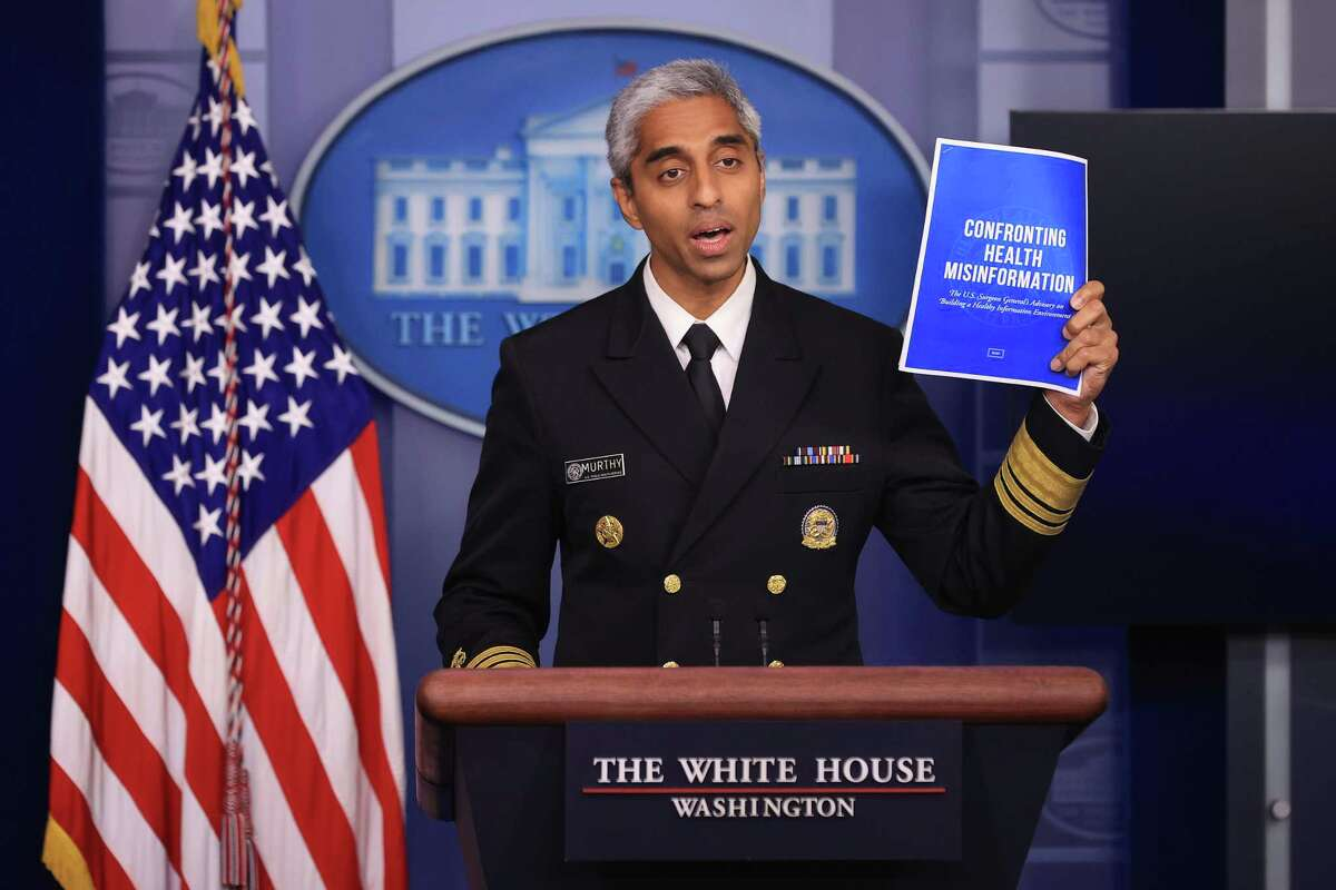 U.S. Surgeon General Vivek Murthy discusses misinformation as a threat to public health. To battle misinformation, we as public health leaders must promote the truth.
