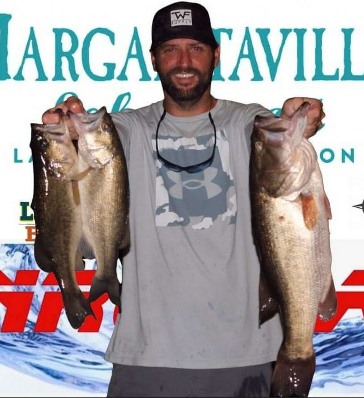 Taylor Robbins and Jamie Cooley came in second place in the CONROEBASS Tuesday Tournament with a weight of 11.59 pounds.