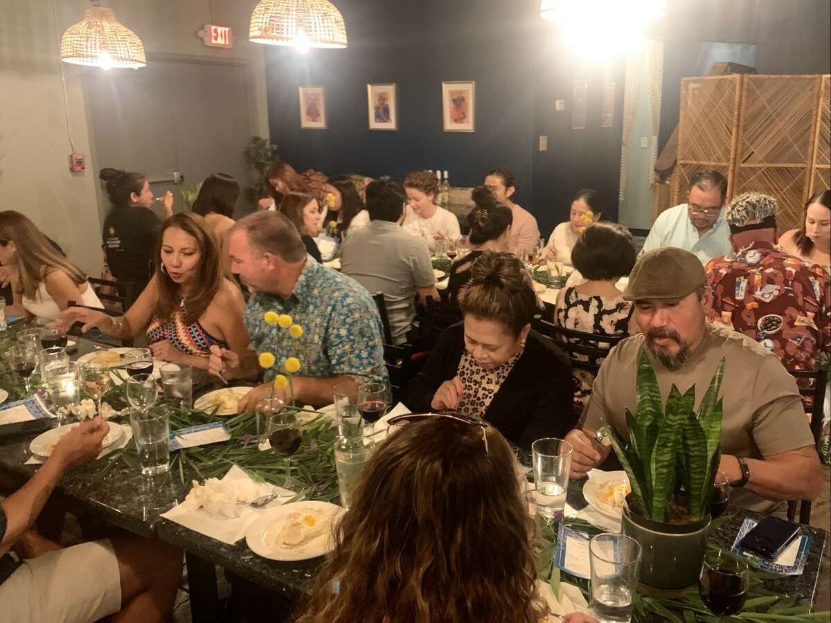 Sari Sari's first supper club event was hosted on July 25, 2021.