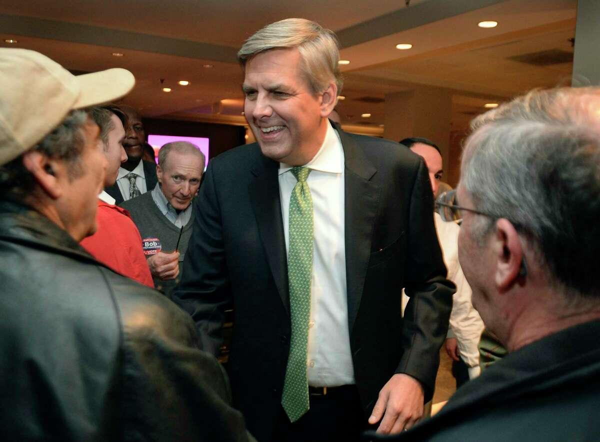 Republican gubernatorial candidate Bob Stefanowski in 2018.