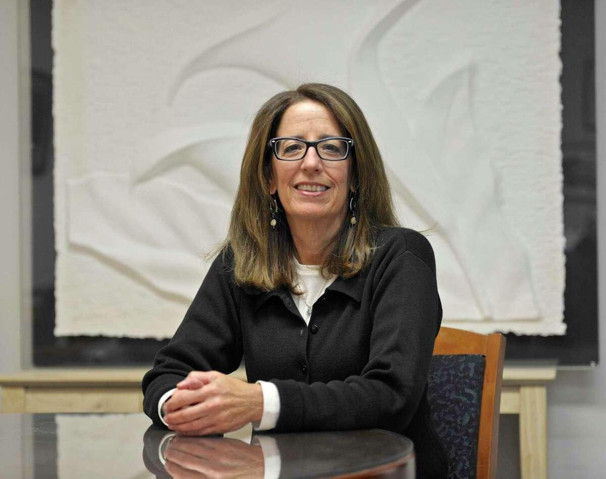 File photo. Danbury Planning Director Sharon Calitro.