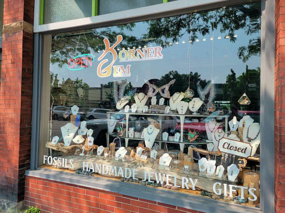 Korner Gem's Frankfort location is in downtown Frankfort, in the former location of Sunbeams of Promise at 327 Main St. (Colin Merry/Record Patriot)