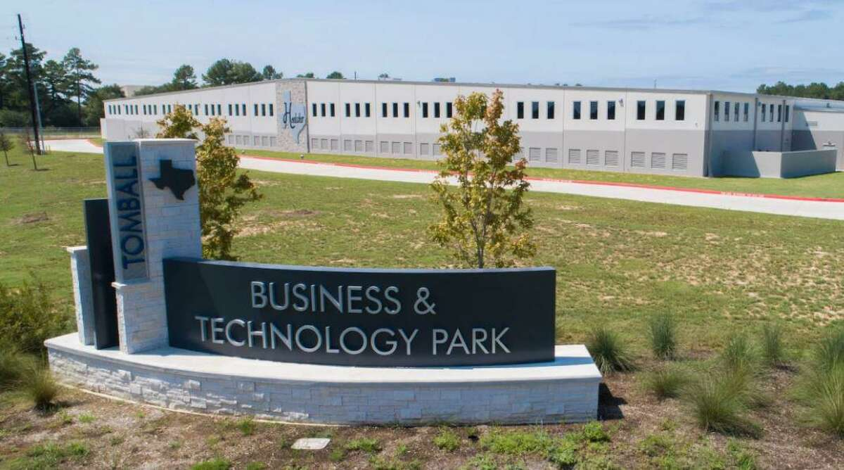 The Tomball Business & Technology Park, recently named the 10th best industrial park in the U.S. by Business Facilities.