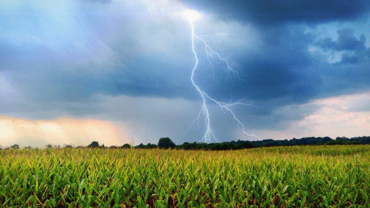 Pike County's government building, which houses the county clerk's office, treasurer's office, and zoning and assessment offices, has been without phone service since a lightning strike in late June.
