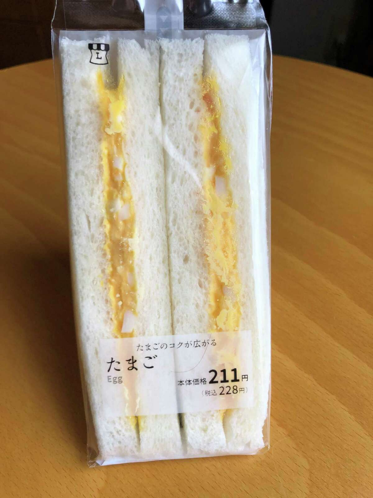 Nothing could be better than an egg-salad sandwich in a Saitama, Japan, hotel room before or after covering the Olympics.