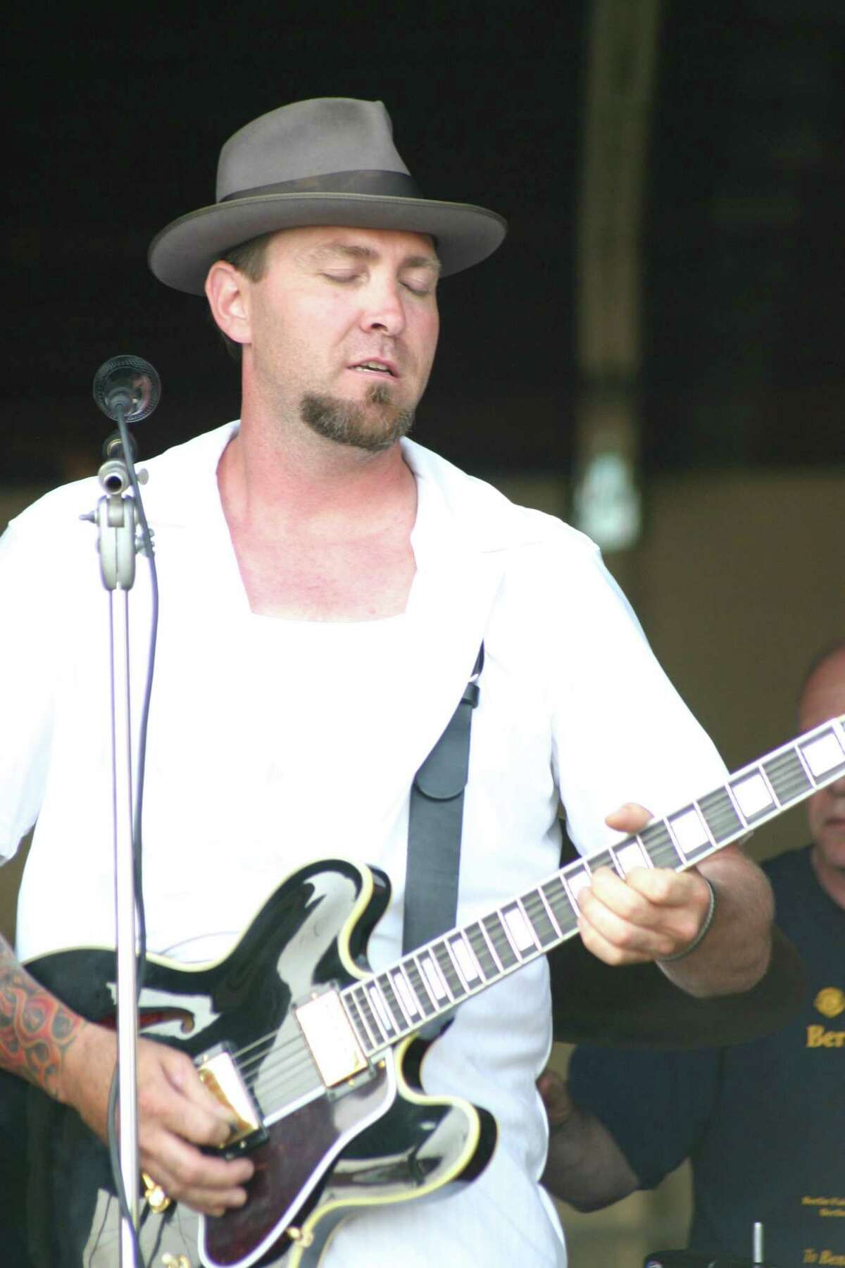 In Torrington, Sasso's Coal Fired Pizza's Live Music Thursday will feature the Eran Troy Danner Band.