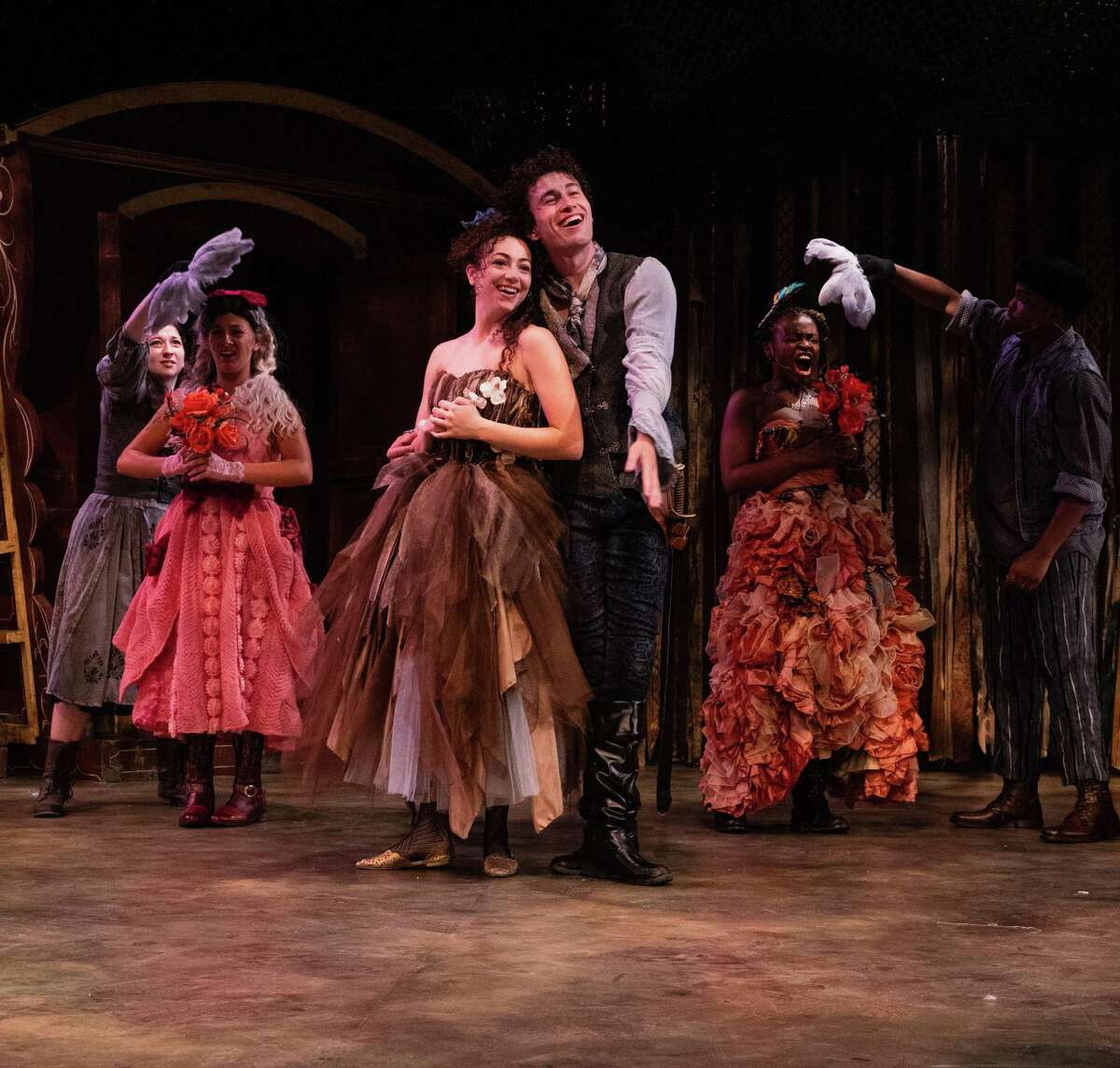 Venture into the woods with Playhouse on Park in West Hartford for a wonderful musical journey, courtesy of Stephen Sondheim and James Lapine until Aug. 22.