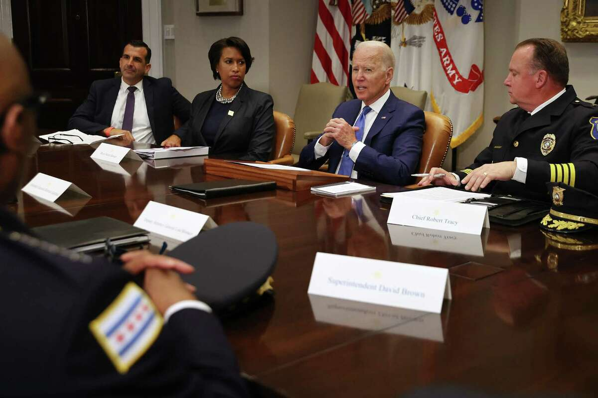 Washington D.C. Mayor Muriel Bowser, seated next to President Joe Biden, is the latest politician caught not following mask mandates. Maybe the mandates aren't that important for the powerful?