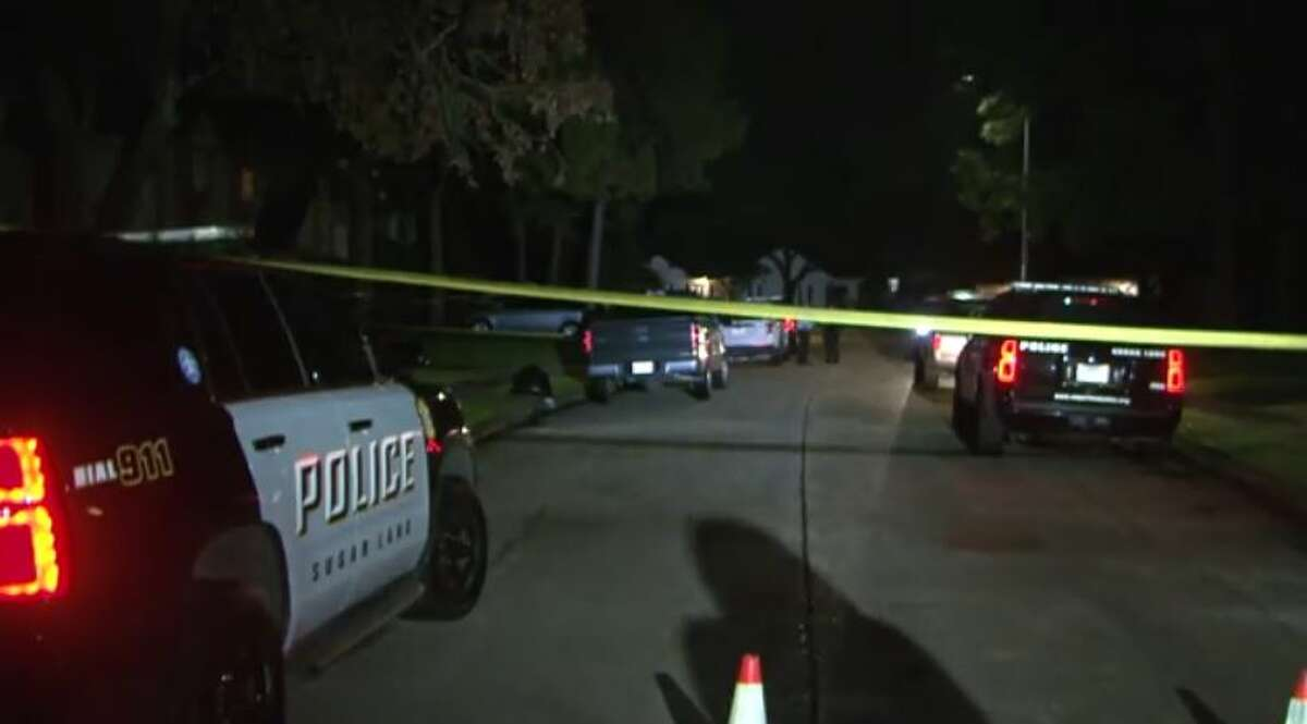 Police investigating a homicide around 12 a.m. Wednesday at a Sugar Land residence.