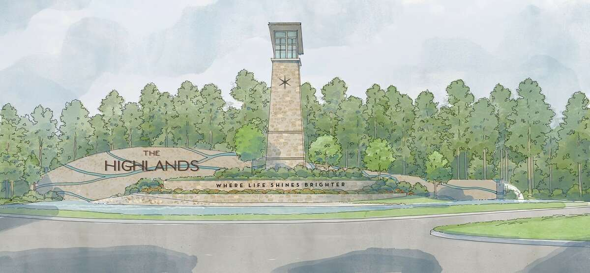 The Highlands is a new development by Caldwell Communities in southern Montgomery County.